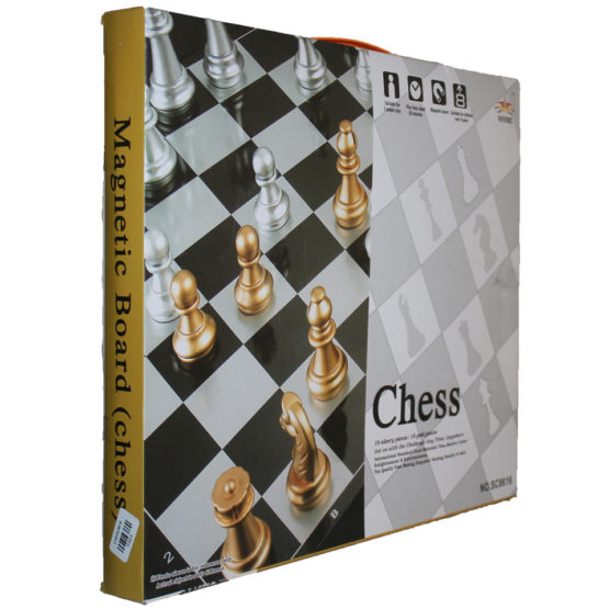 CHESS KING - MAGNETIC BOARD