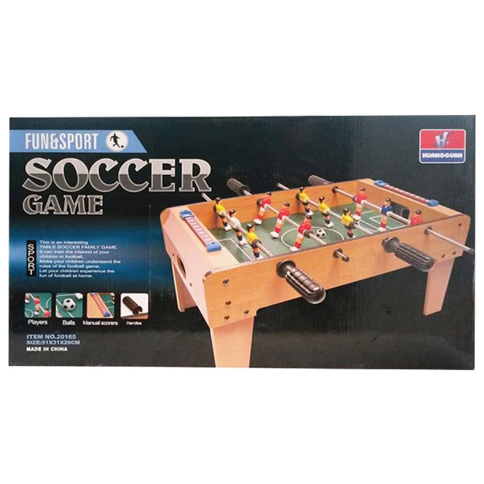 Indoor Soccer Game For Everyone