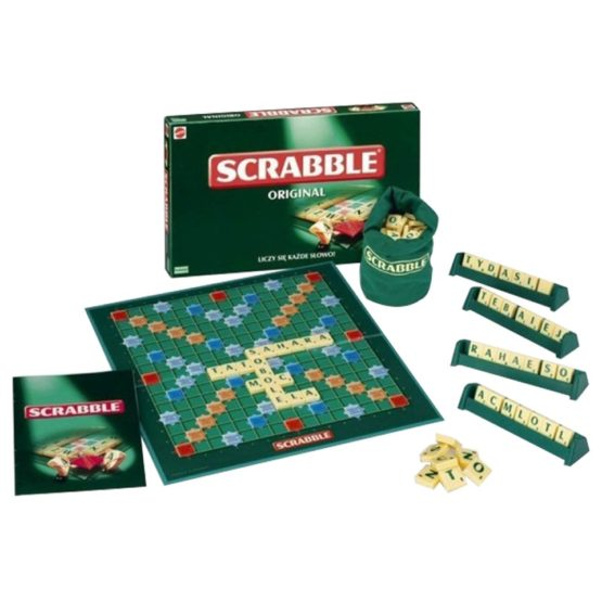 SCRABBLE WORD GAME