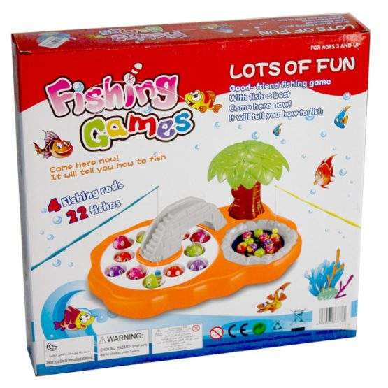 Cool Fishing Game for kids