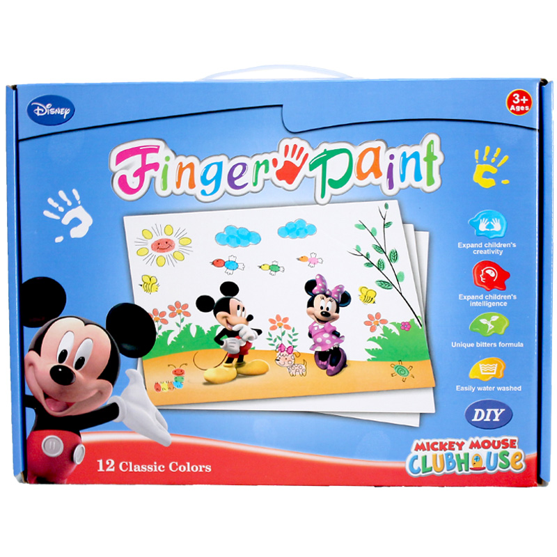 mickey mouse finger painting - Mickey Mouse Online Games For Toddlers