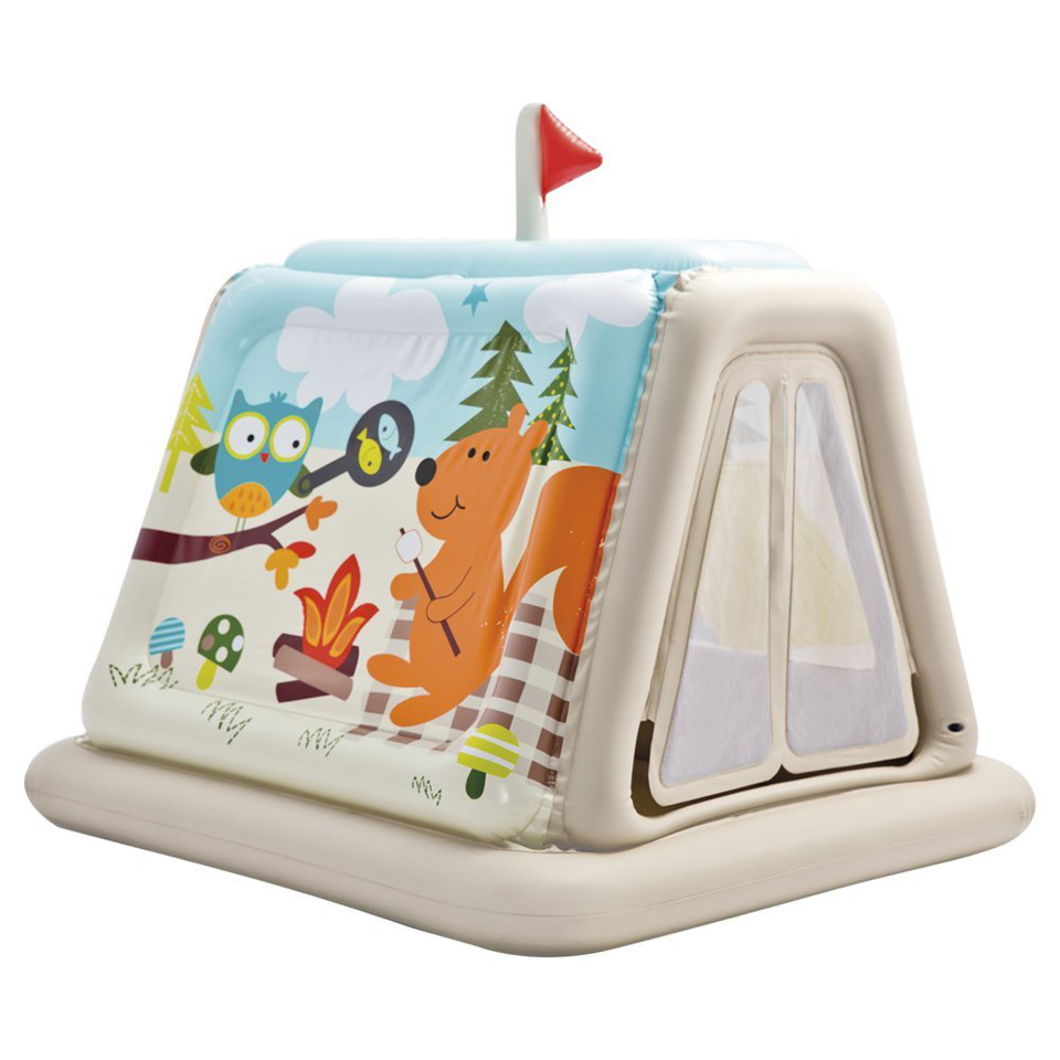 Beau Intex U2013 Animal Trails Indoor Play Tent