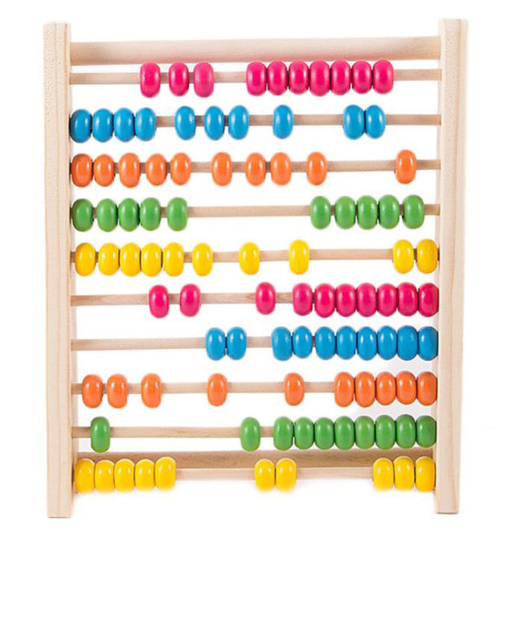 ABACUS CALCULATING FRAME