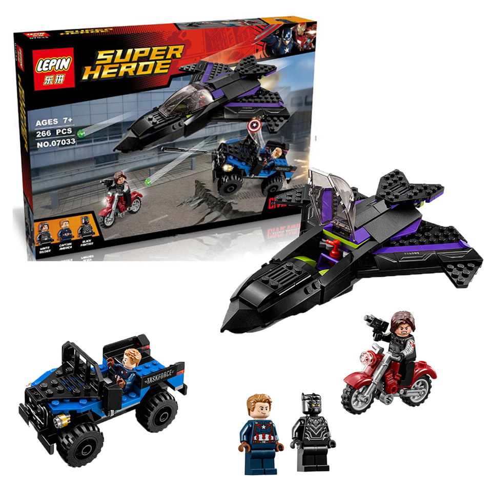 Rc Car Action >> Avengers Lego - Black Panther Pursuit - Planet X | Online Toy Store for Toddlers & Teens Pakistan