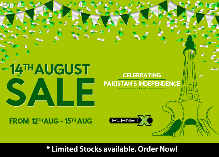 14th August Sale Planet X Online Toy Store Pakistan