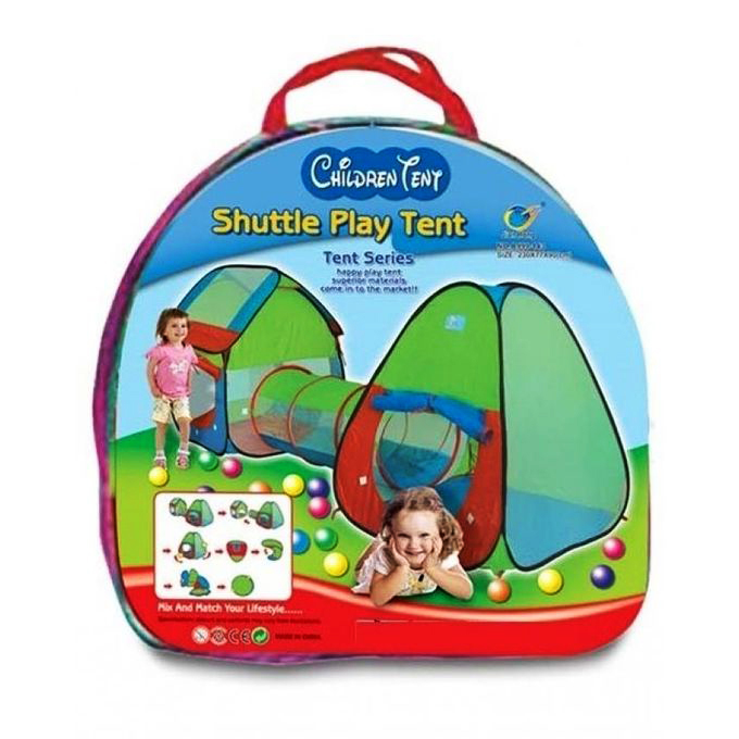 SHUTTLE TUNNEL PLAY TENT HOUSE  sc 1 st  Planet X & Shuttle Tunnel Play Tent House - Planet X | Online Toy Store for ...
