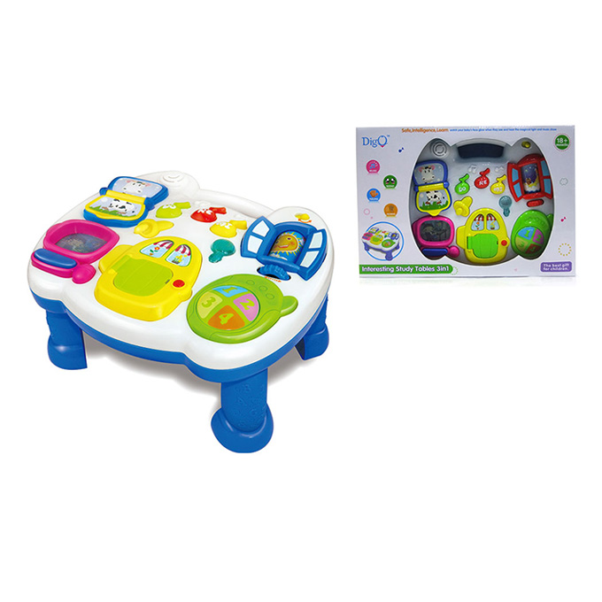 3 In 1 Interesting Study Educational Table Planet X