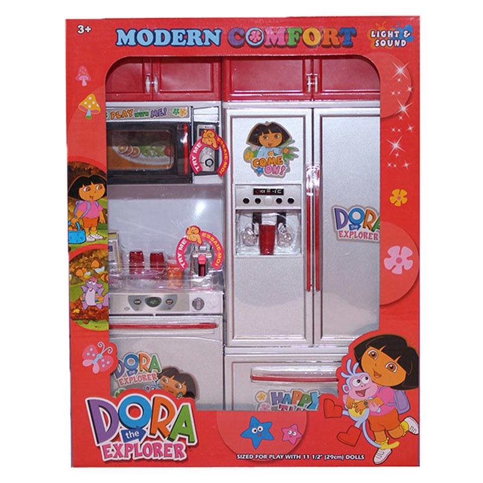 Dora Kitchen Set Regular Planet X Online Toy Store For Kids