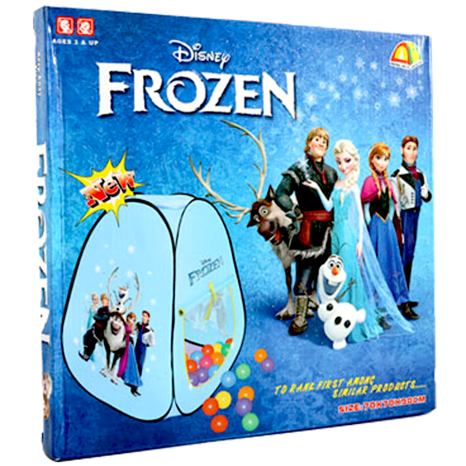 Frozen u2013 Kids Play Tent  sc 1 st  planetx.pk & Frozen - Kids Play Tent - Planet X   Online Toy Store for Kids ...
