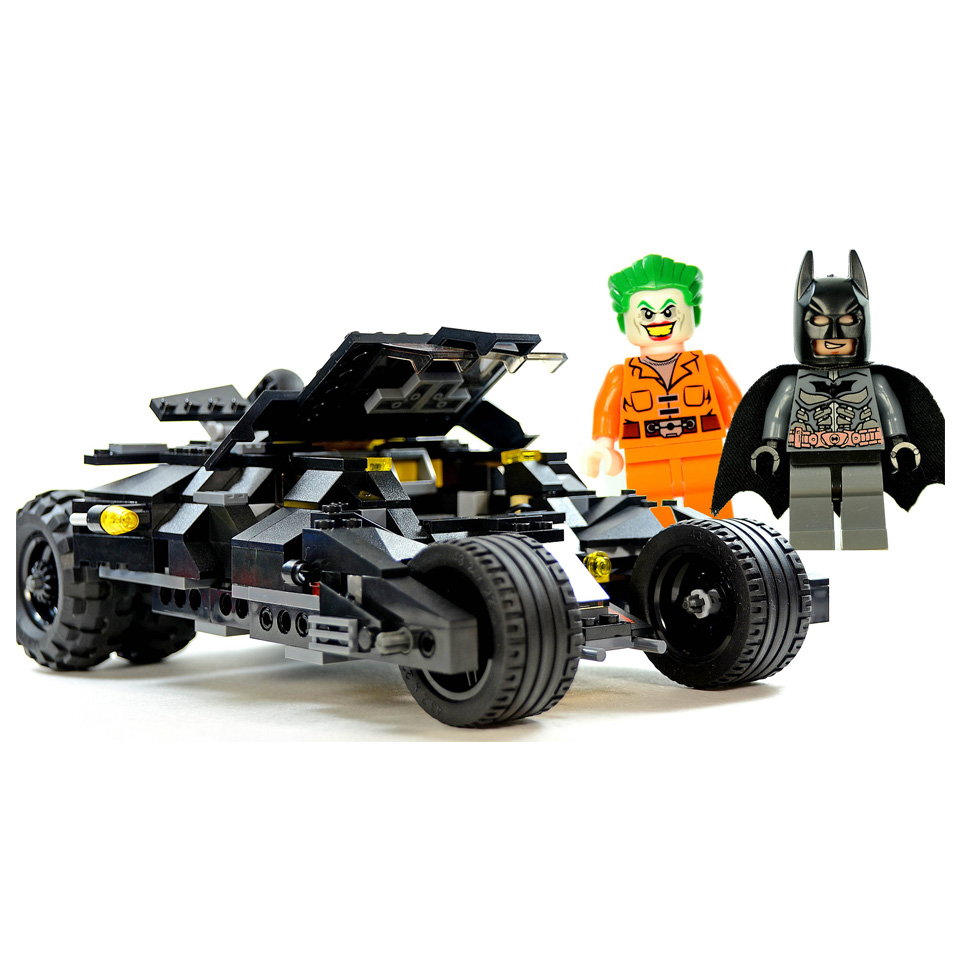 batman batmobile lego set 7105 planet x online toy. Black Bedroom Furniture Sets. Home Design Ideas