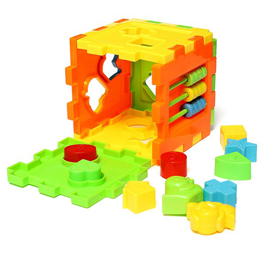 Educational Discovery Cube - Planet X | Online Toy Store ...