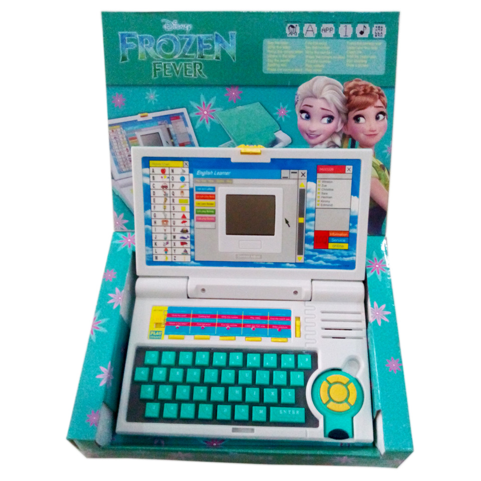 Frozen Learning Laptop - Planet X | Online Toy Store for ...