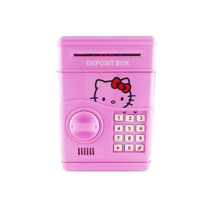 de3cb19eb Hello Kitty Electronic Money Safe - Planet X | Online Toy Store for ...