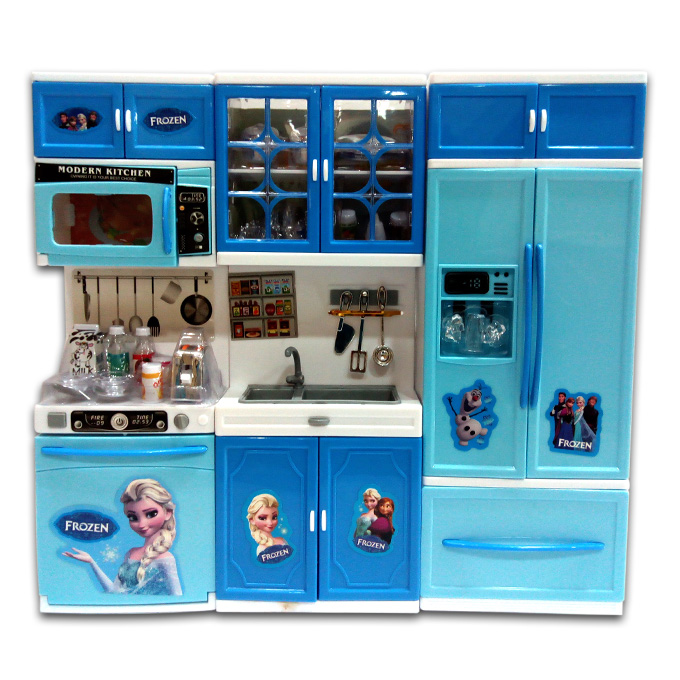 Frozen Kitchen Set Full Planet X Online Toy Store For Kids Teens Pakistan