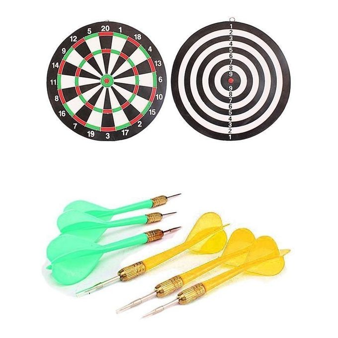 15 Dart Board Game Steel Rim Planet X Online Toy Store For
