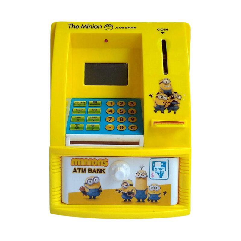 Super Minons Atm Machine & Credit Card set - Planet X | Online Toy Store for Kids & Teens Pakistan