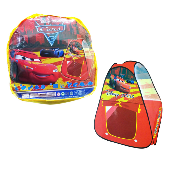 Cars Lightning McQueen u2013 Red Play house Tent  sc 1 st  Planet X & Cars Lightning McQueen - Red Play house Tent - Planet X | Online Toy ...